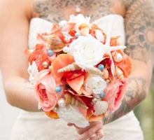 Florida beach wedding themes to inspire.