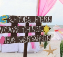 Florida Beach Weddings and Reception Packages at Sand Key Park