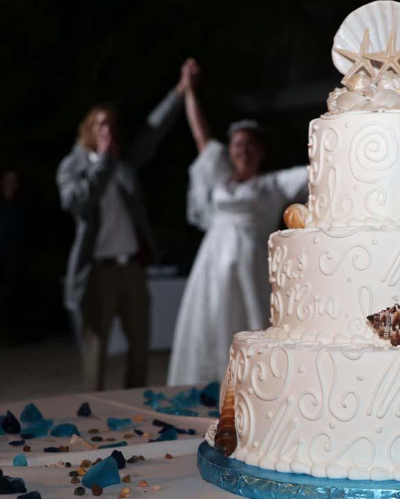 Florida Beach House Wedding On Treasure IslandSuncoast