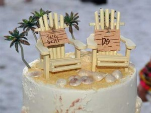 Florida Beach Wedding Vow Renewal