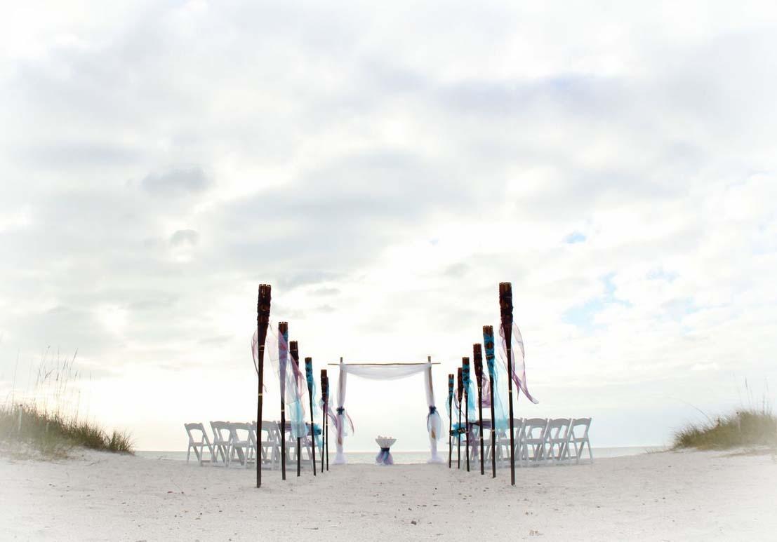 Gay Florida Beach Wedding