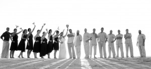 Florida beach wedding at Indian Rocks or Indian Shores