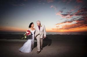 Madeira beach dream wedding