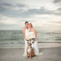 Sunset Beach House Wedding and Reception