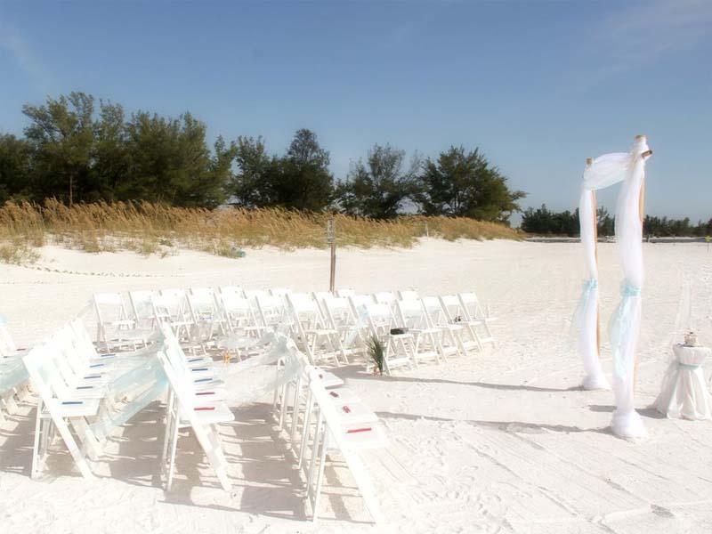 Anna Maria Island Beach Wedding