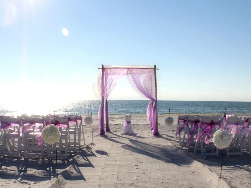 Florida beach wedding themes by Suncoast weddingsSuncoast Weddings