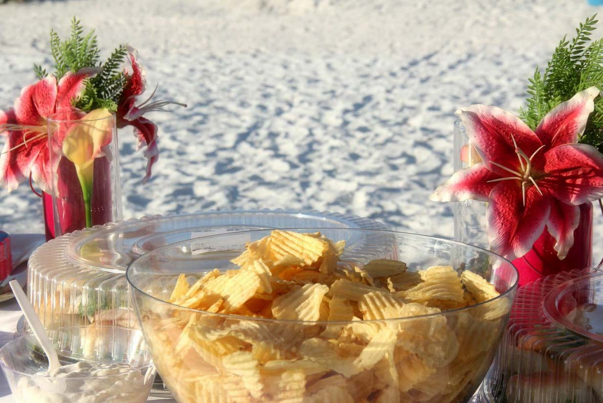 Beach Reception Wedding Packages In FloridaSuncoast Weddings