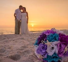 Florida beach wedding photography