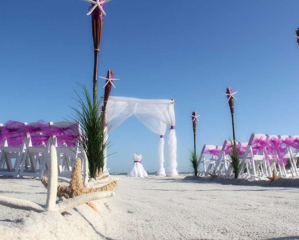 Tropical Wedding Package By Suncoast WeddingsSuncoast Weddings