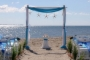 Suncoast Weddings Florida beach wedding aisle