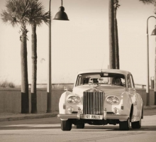 Great Gatsby Inspired Vintage Glamour for your Florida Beach Wedding