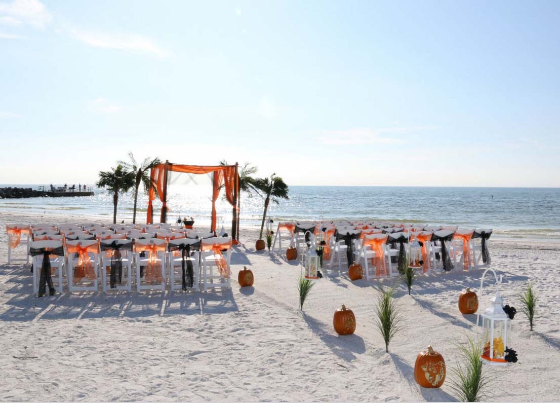Pass A Grille Beach Weddings