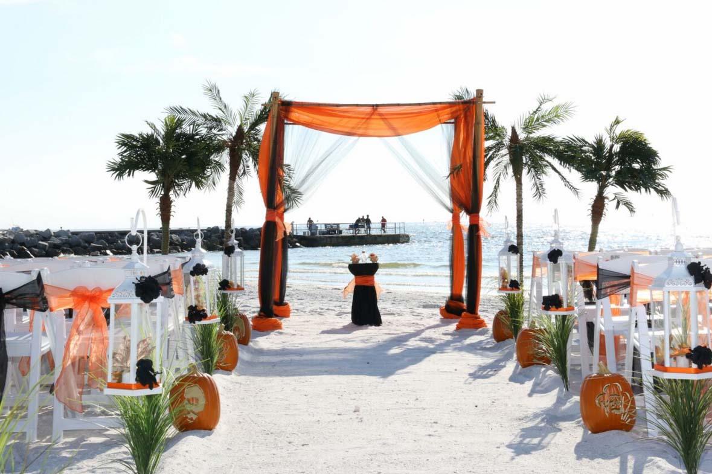 Themed Beach Weddings in Florida - Suncoast WeddingsSuncoast Weddings