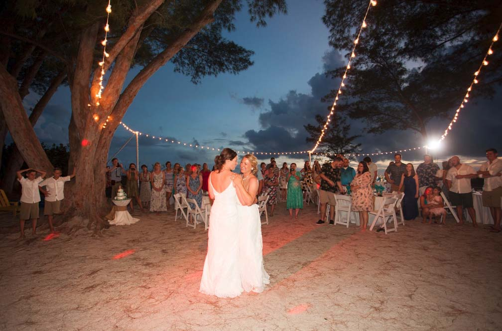 Beach House Wedding And Reception Package