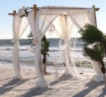 swag oasis crystal drape chandelier