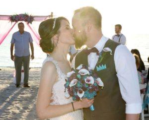 Madeira Beach Destination Wedding