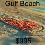 Florida beach weddings toes in the sand wedding package