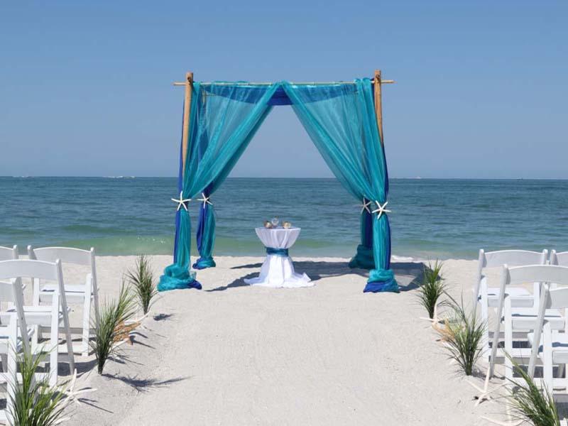 Tropical Wedding Package