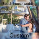 beach house wedding packages