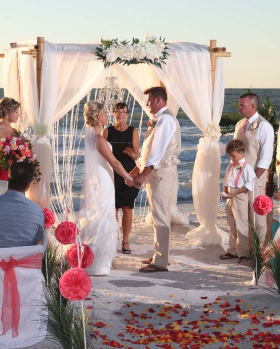 Florida Beach House Weddings: Florida Beach Wedding PlannersSuncoast Weddings