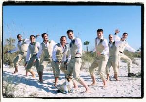 pag groomsmen