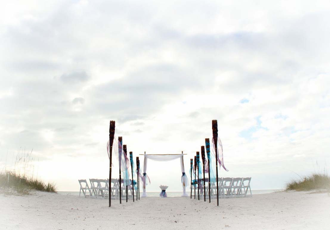 Gay Florida Beach Wedding