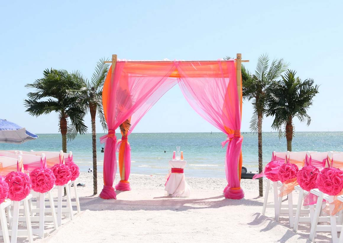 Island Oasis Package - Florida beach WeddingSuncoast Weddings