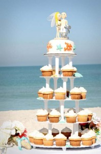 Florida beach wedding upgrades