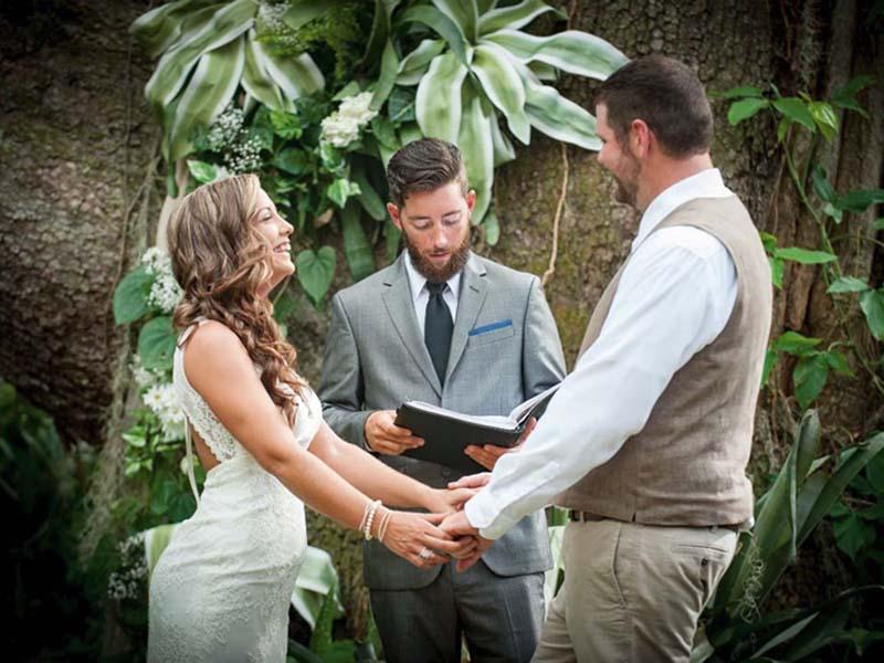 Florida garden weddings