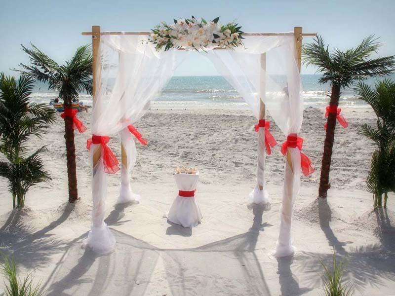 Indian Shores Beach Weddings
