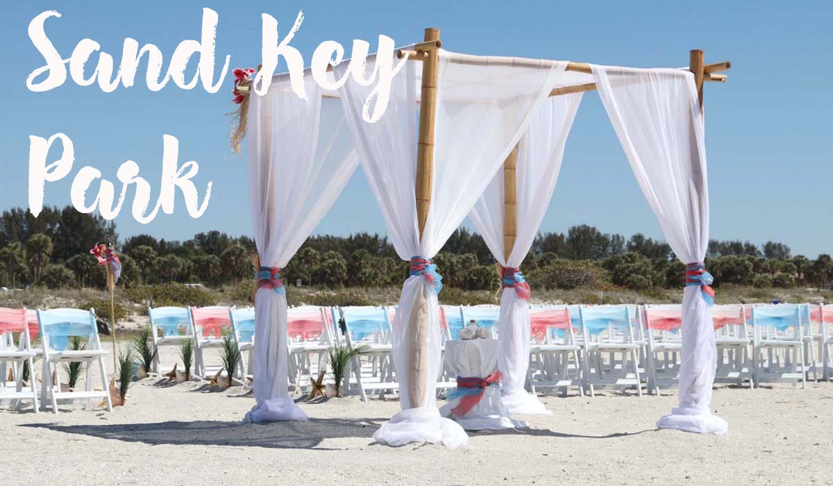 Sand Key Park Weddings