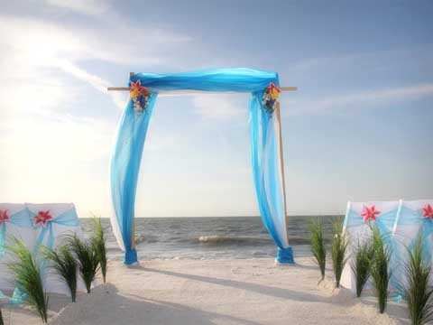 Florida wedding themes