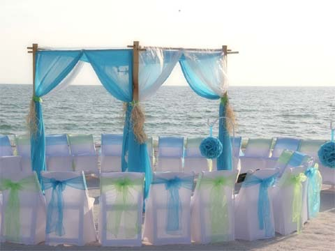 Florida Beach Wedding Themes - Suncoast WeddingsSuncoast Weddings