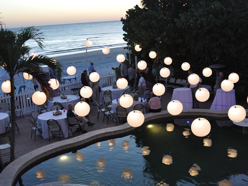 Beach House Weddings and Reception packages