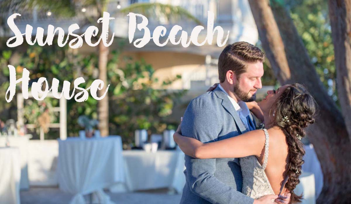 Sunset Beach House Weddings