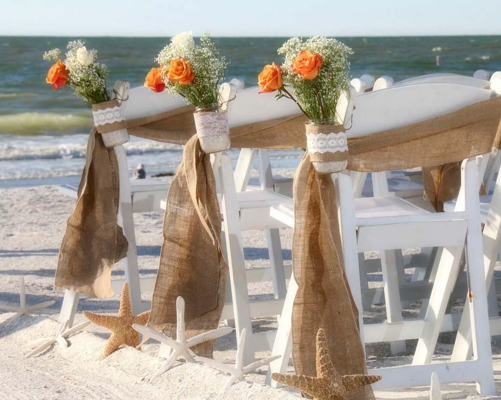 Florida Beach Wedding Chairs
