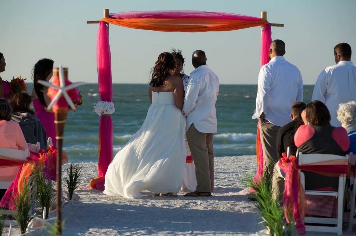 Florida Beach Wedding Professionals