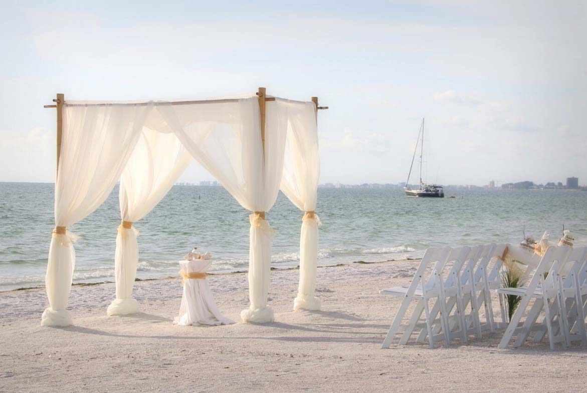 À La Carte Florida Beach Weddings