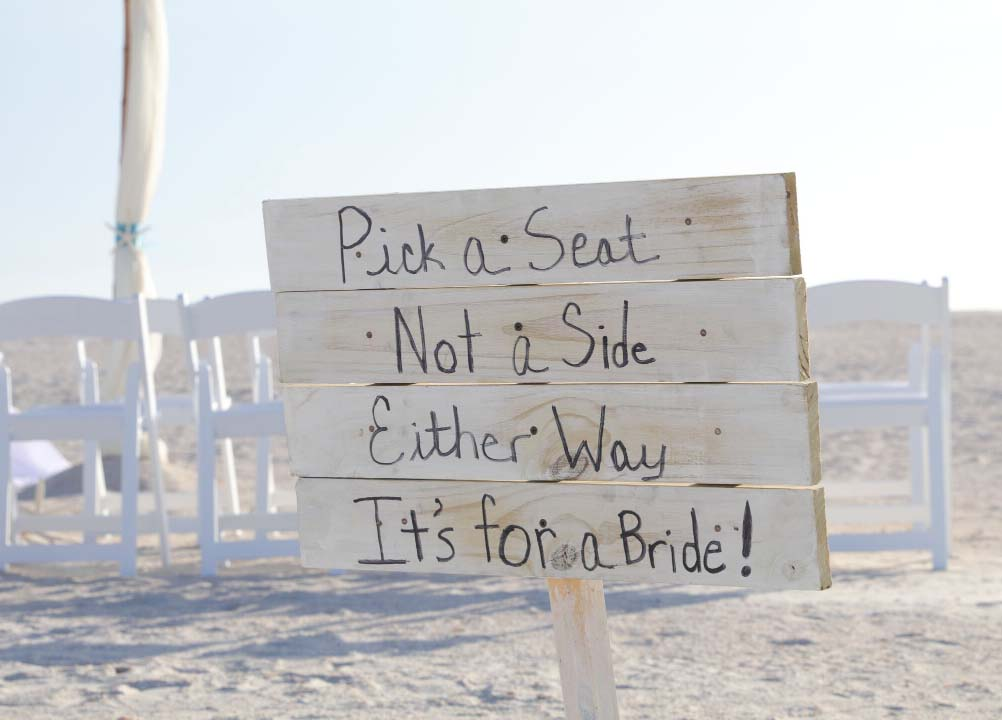 Florida same sex beach weddings