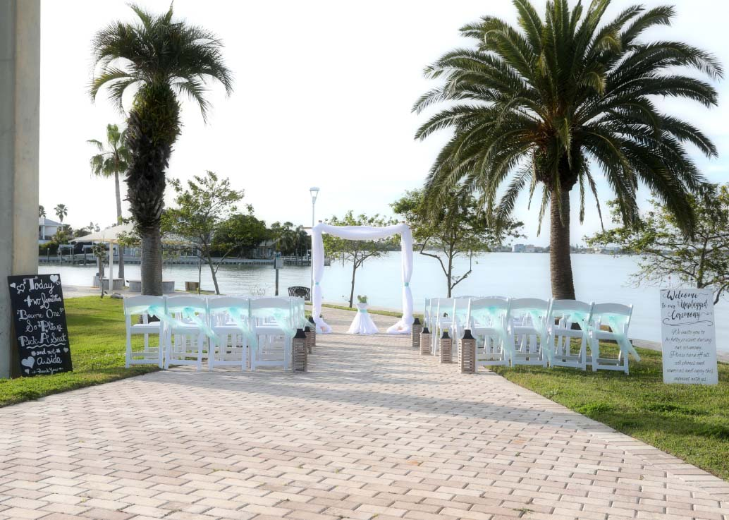 madeira beach rec center weddings