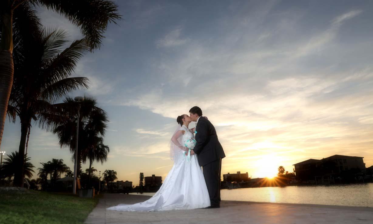Madeira Beach rec center weddings