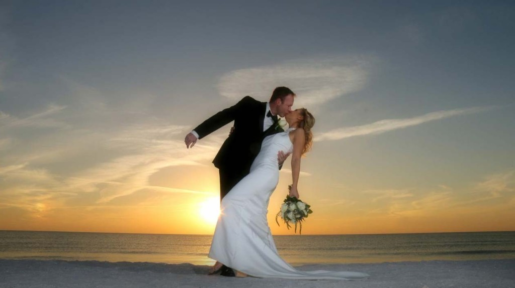 Sunset Beach Weddings and Receptions