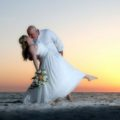 Sunset Beach Destination Wedding