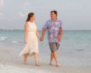 Anna Maria Island destination wedding