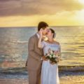 Sunset Beach Wedding Testimonial