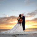 Sunset Beach Destination Wedding in Florida