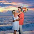 Indian Rocks Florida beach wedding