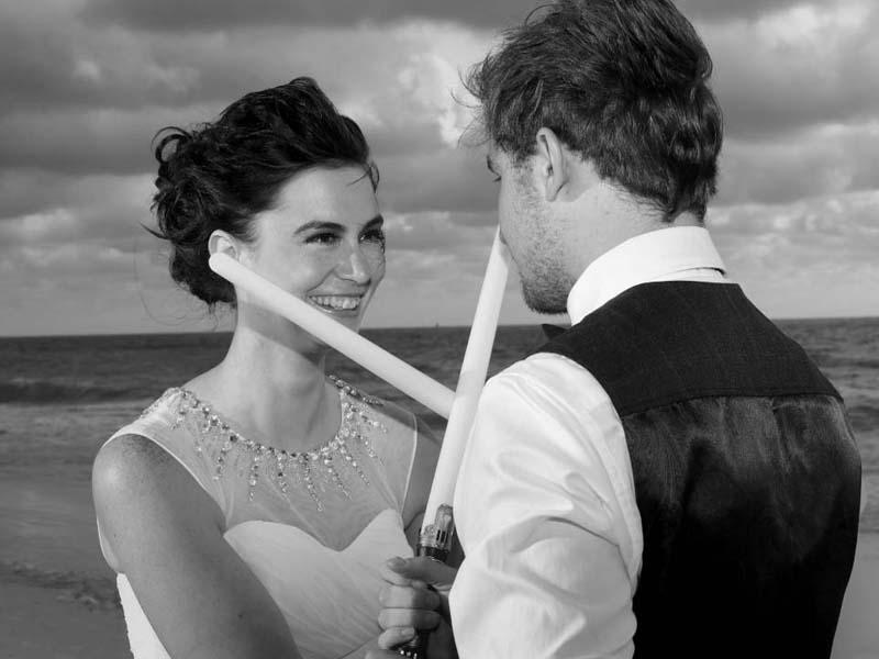 unique Florida beach wedding themes