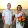 Florida destination Weddings on Sunset Beach