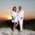 Indian Shores Beach Vow Renewal